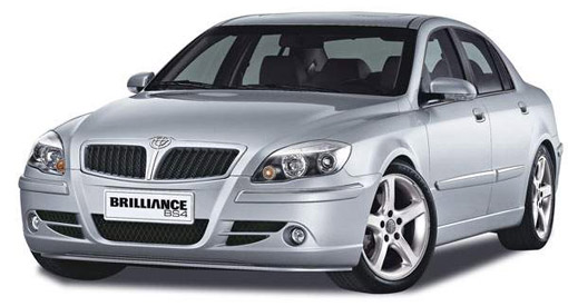 Brilliance BS4 sedan headed to Germany