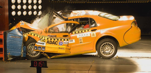 Brilliance BS6 scores just one star in latest crash test