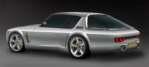 Brit firm working on 620hp Jensen Interceptor SX
