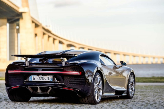 2017 Bugatti Chiron First Drive Review The King Of The
