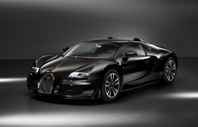 Bugatti Legend 'Jean Bugatti' Veyron Grand Sport Vitesse