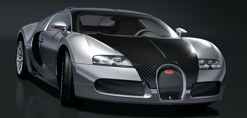 Bugatti Veyron Pur Sang: pure blooded exclusivity