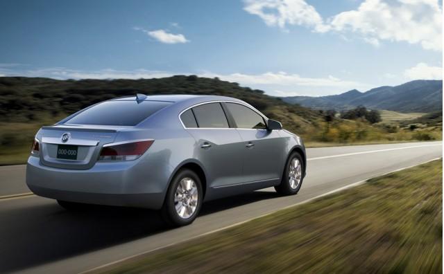 Buick eAssist Hybrid Technology
