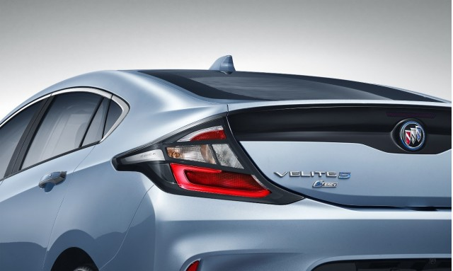 Buick Velite 5 to be sold in China (Chevrolet Volt in North America)