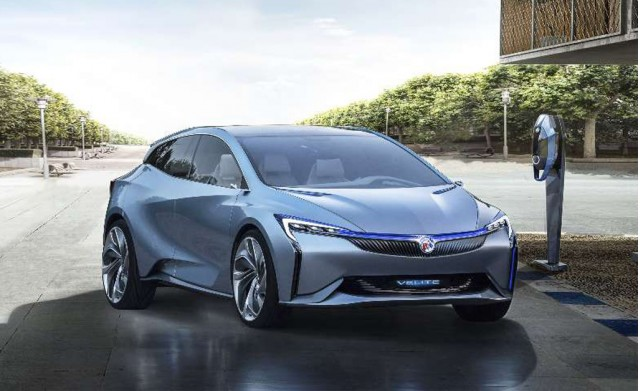 Chevy Volt to become Buick Velite in China? Concept car ...