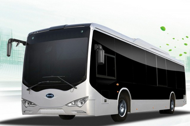BYD K9 All-Electric Bus