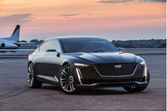 Cadillac CT5 to Succeed the ATS, CTS, and XTS