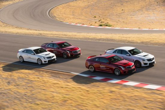 Cadillac V-Performance Academy comes to Spring Mountain