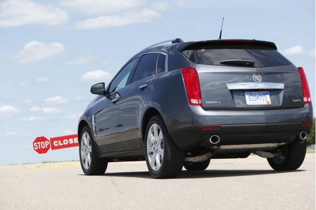 2010 Cadillac SRX Turbo