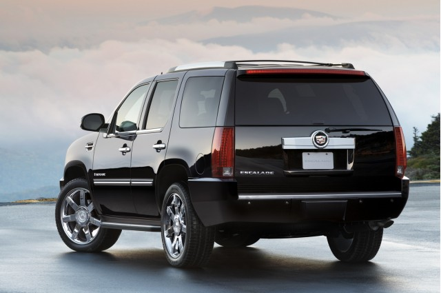 2010 cadillac escalade review ratings specs prices and. Black Bedroom Furniture Sets. Home Design Ideas