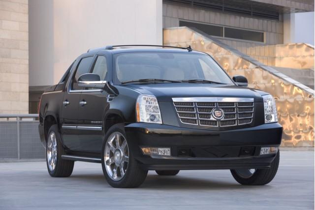 2010 Cadillac Escalade EXT
