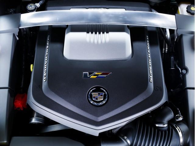 2010 Cadillac CTS-V