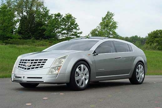 Cadillac lmaj