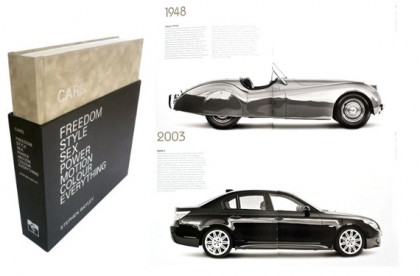 Cars: Freedom, Style, Sex, Power, Motion, Colour, Everything by Stephen Bayley