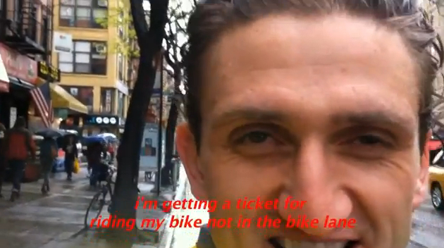 Casey Neistat pleads his case on YouTube. Image: Casey Neistat