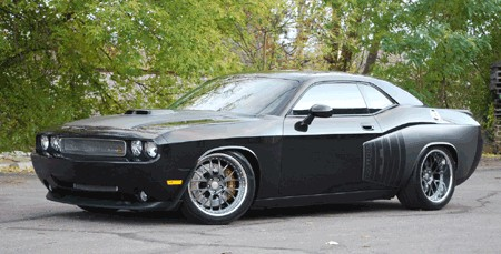 Challenger CDC wide body