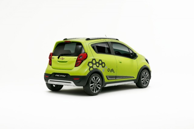 Can Chevy Spark Activ softroader SUVlike version boost appeal
