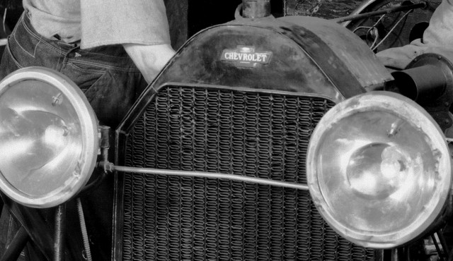 Chevrolet Bowtie turns 100