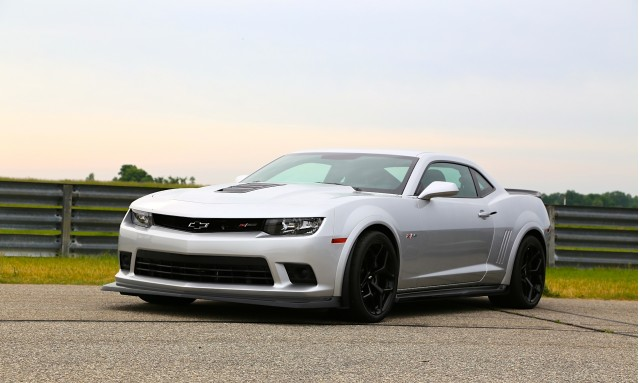 2015 Chevrolet Camaro Z/28 first drive, South Haven, Michigan