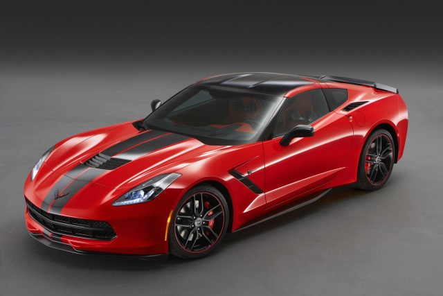 Chevrolet Corvette Stingray Pacific concept, SEMA 2013