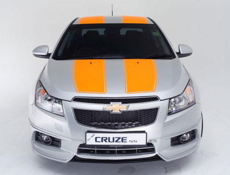 Please Tell Us This Is Not the 2011 Chevrolet Cruze SS. Please.