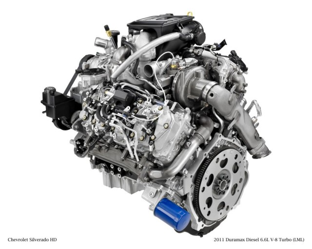 2011 Chevrolet Silverado HD