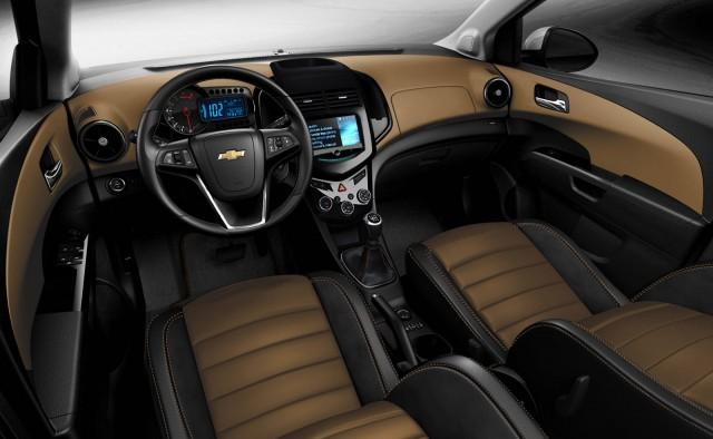 Chevrolet Sonic Dusk concept