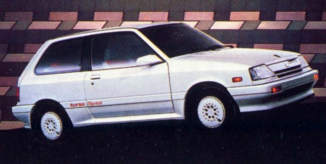 Chevrolet Sprint Turbo
