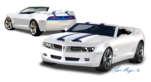 Phoenix T/A conversion for 2010 Chevrolet Camaro