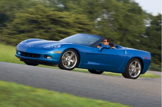 2010 Chevrolet Corvette Convertible