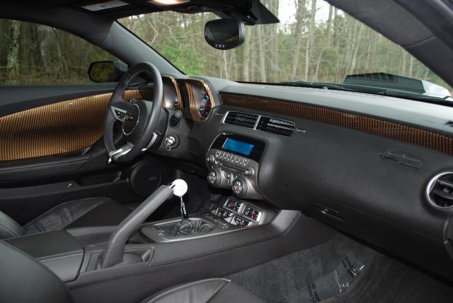Trans Am Camaro concept