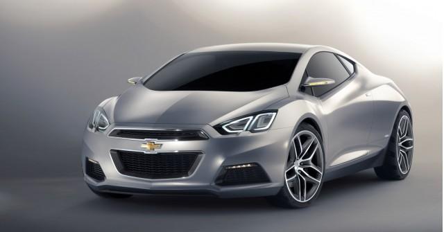 2012 Chevrolet Tru 140S Concept