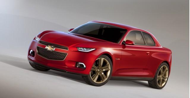 2012 Chevrolet Code 130R Concept