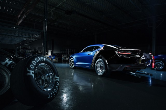 2017 Chevrolet COPO Camaro