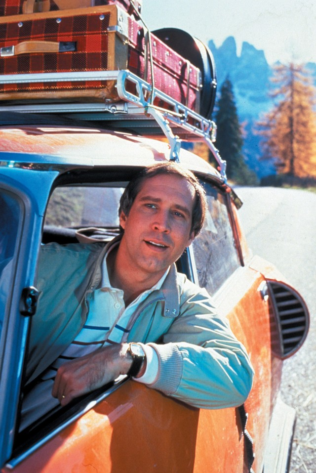 Chevy Chase in National Lampoon's Vacation