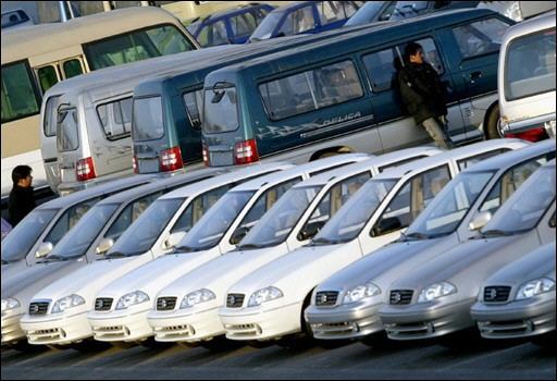 China becomes world's No. 2 vehicle market