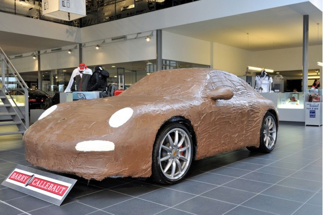Chocolate Covered Porsche 911 Carrera S