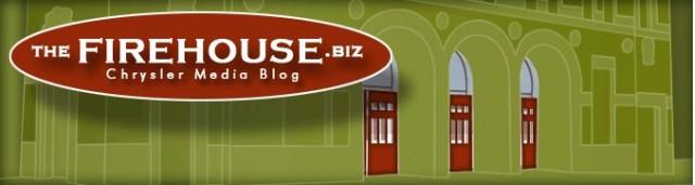 Chrysler 'Firehouse' blog