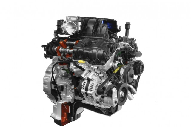 Chrysler Pentastar V-6 engine