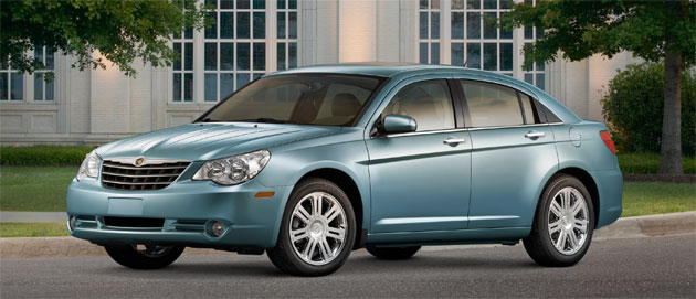 Chrysler says it has plans for the two mid-size sedans beyond 2010