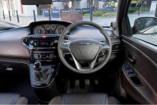 Chrysler Ypsilon TwinAir