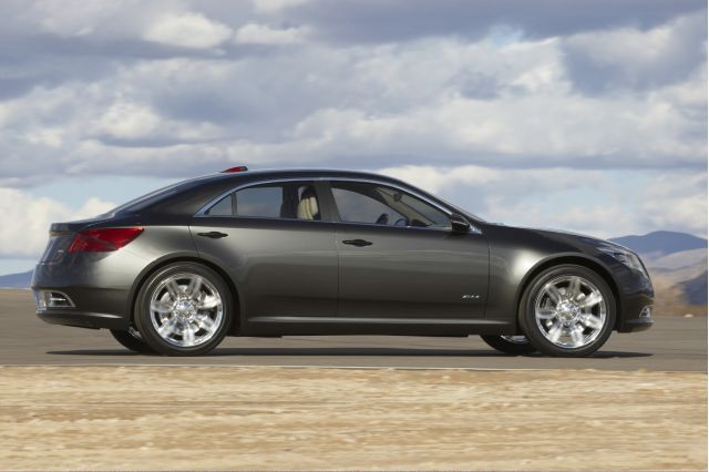 2009 Chrysler 200C Concept