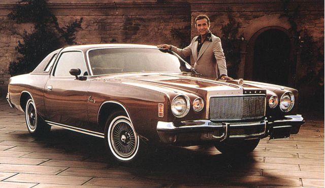 1976 Chrysler Cordoba Sport Coupe