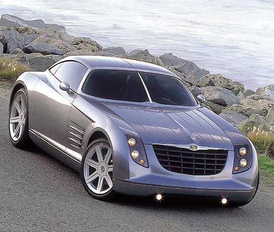 Image: Chrysler Crossfire Concept, Size: 543 X 460, Type