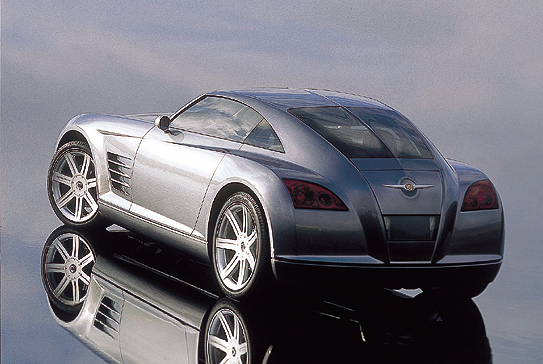 Chrysler Crossfire concept car