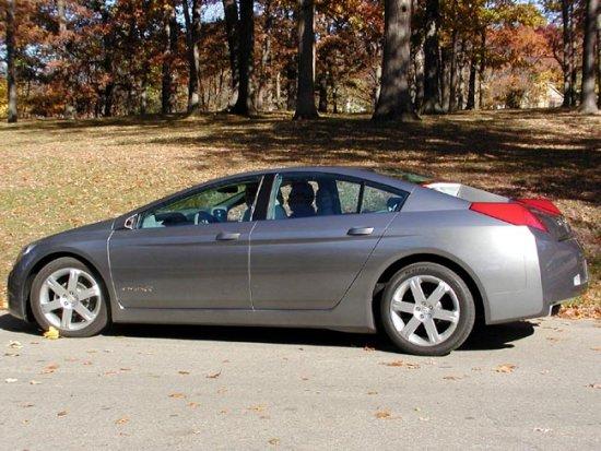 Chrysler ESX3