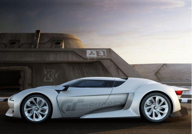 Citroen GT Concept