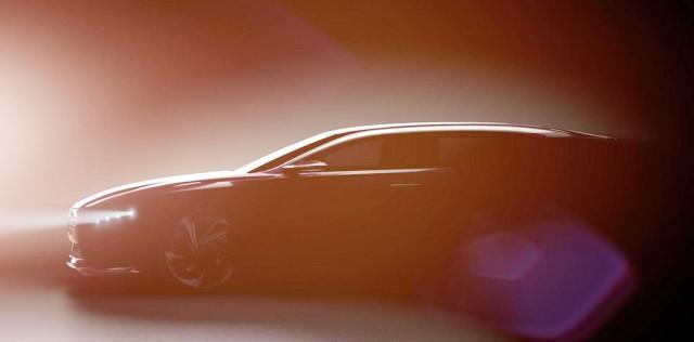 Citroen teasers new flagship