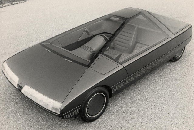 Citroën Karin Concept from 1980