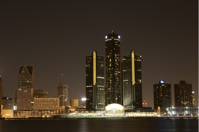 Detroit skyline, by jdurchen [Flickr]